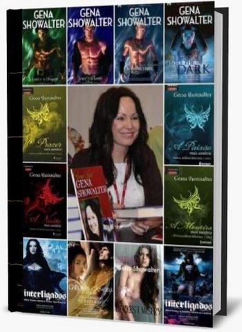 Джена Шоуолтер | Сборник произведений [35 книг] (2010-2017) [FB2]