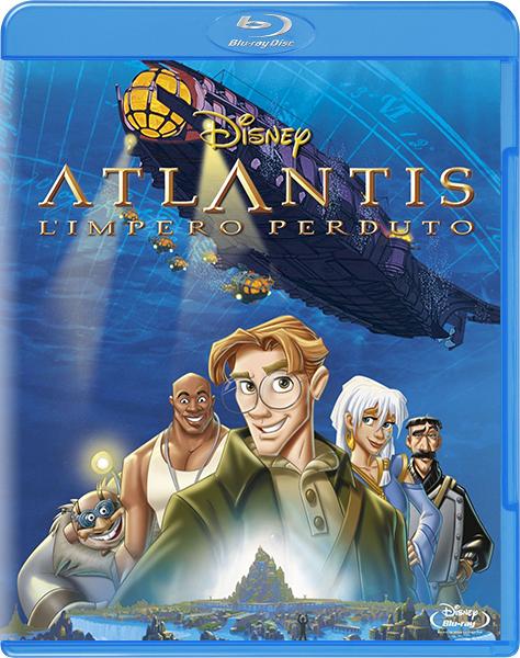 Изображение для Атлантида: Затерянный мир / Atlantis: The Lost Empire (2001) BDRip 720p | D, P, A (кликните для просмотра полного изображения)