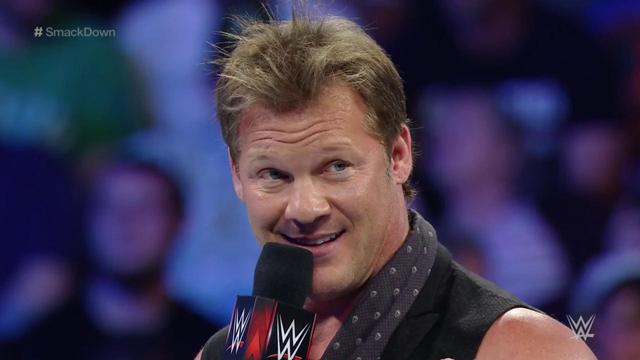 Крис Джерико поведал о том, почему он вернулся для матча на Smackdown