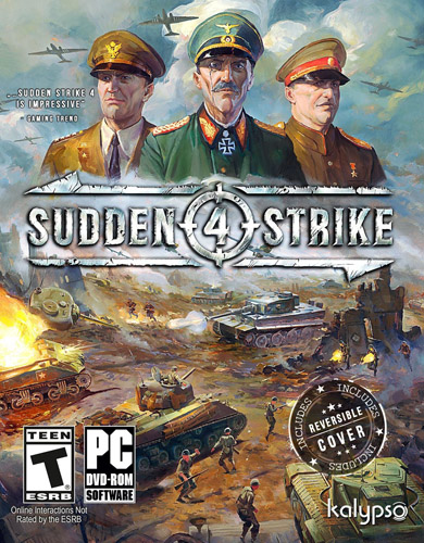 Sudden Strike 4 [v 1.09.25922 + 3 DLC] (2017) PC | RePack