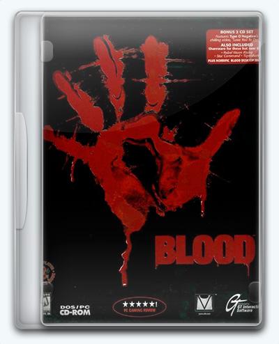 Blood Classic + Crossmatching + One Unit Whole Blood (1997) [Ru/En] (1.21/dlc) Repack 1nomok
