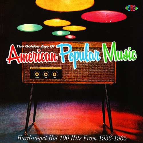 (Pop, Oldies) [CD] VA - The Golden Age Of American Popular Music 1956-1965 - 2006, FLAC (tracks+.cue), lossless