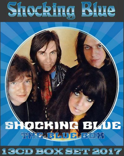 Shocking Blue - The Blue Box (13CD Box Set) (2017) [Lossless+MP3]