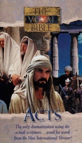 Визуальная Библия: Деяния святых Апостолов / The Visual Bible: Acts (1994) DVDRemux