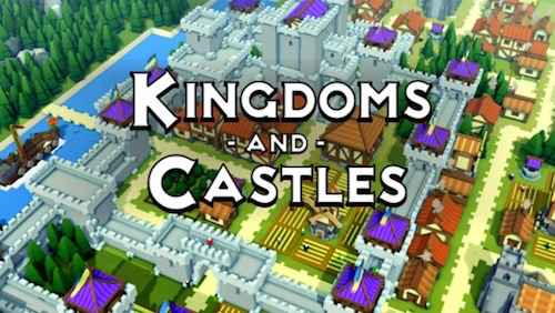 Kingdoms and Castles (105r1s) (2017) [En] [macOS Native game]