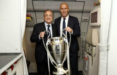 """""""Мадрид"""" объявил о завершении трансферной кампании"""