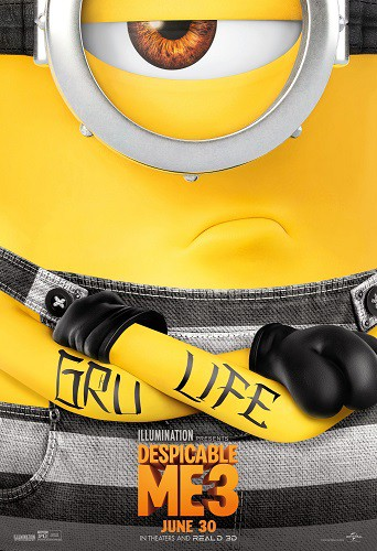 Despicable Me 3 2017 1080p HDRip X264 AC3-EVO