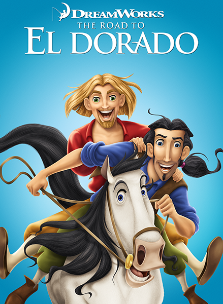 Дорога на Эльдорадо / The Road to El Dorado (2000) WEB-DL 1080p | D, P, A