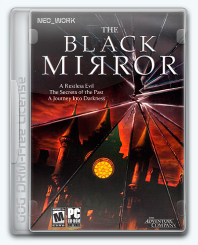 The Black Mirror / Черное зеркало (2003) [Ru/Multi] (1.0) License GOG [Special Edition]