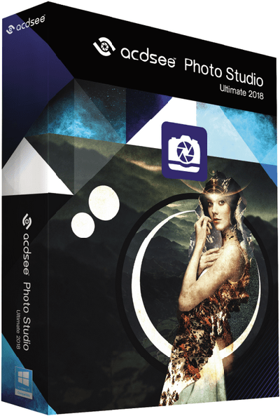 ACDSee Photo Studio Ultimate 2018 11.1.1272 [x64] (2017) PC | RePack by KpoJIuK