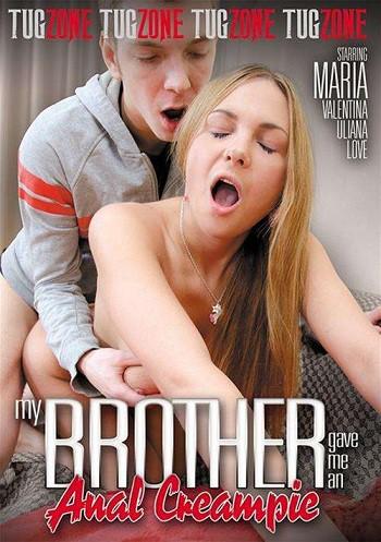 Мой Брат Кончил Мне в Жопу / My Brother Gave Me An Anal Creampie (2016) WEB-DL 720p |