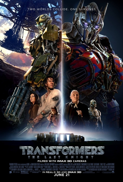 Трансформеры: Последний рыцарь / Transformers: The Last Knight (2017) WEBRip-AVC | L