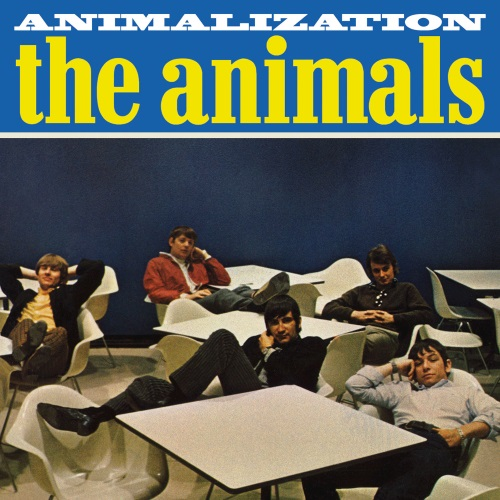 [TR24][OF] The Animals - Animalization (Animalisms)- 1966 / 2013 (Rock, Blues)