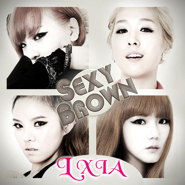 20170912.0931.4 Lxia - Sexy Brown cover.jpg
