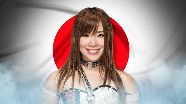 Каири Сэйн получила матч за титул на следующем TakeOver