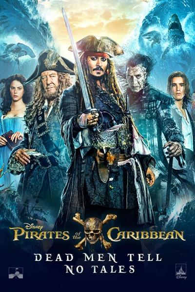 Пираты Карибского моря: Мертвецы не рассказывают сказки / Pirates of the Caribbean: Dead Men Tell No Tales (2017) AC3 5.1 [Solod]