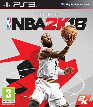 NBA 2K18 PS3-DUPLEX
