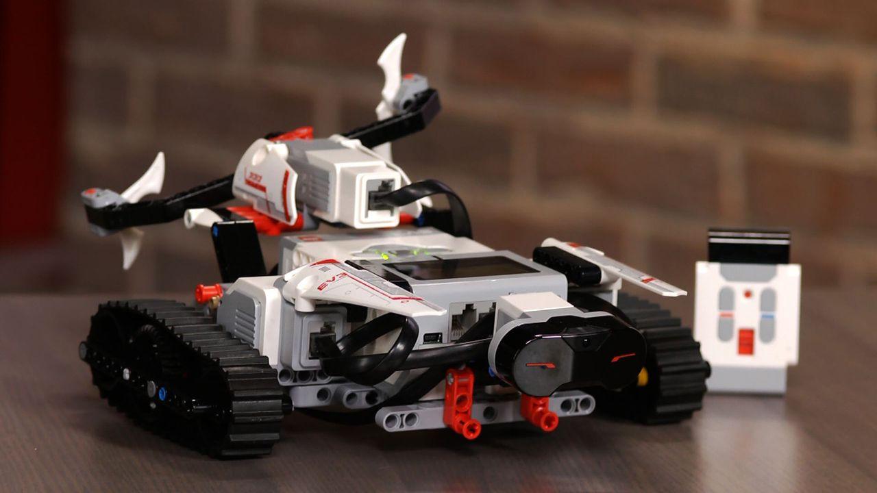 Лего Mindstorms EV3
