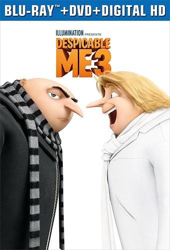 Despicable Me 3 2017 1080p BluRay X264-AMIABLE
