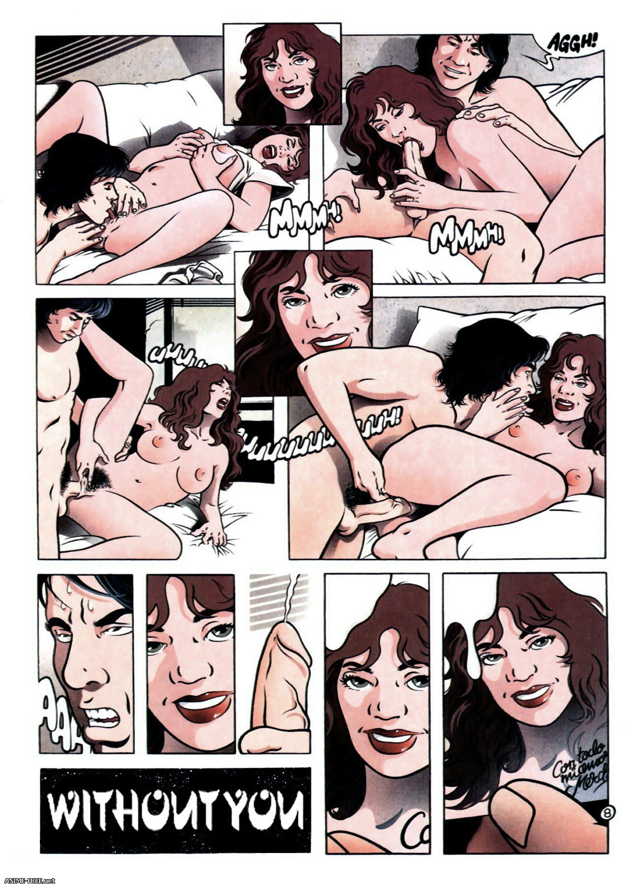 The Losers [Uncen] [ENG] Porn Comics