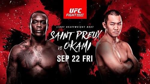 UFC Fight Night 117 720p HDTV x264-KYR