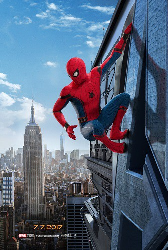 Spider-Man Homecoming 2017 1080p WEB-DL H264 AC3-EVO