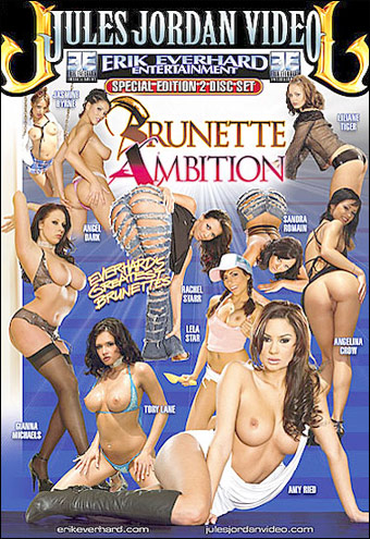Амбиции брюнеток / Brunette Ambition (2009) DVDRip |