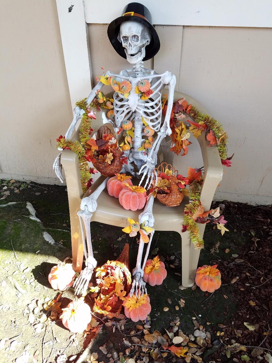 Украшение на Хеллоуин