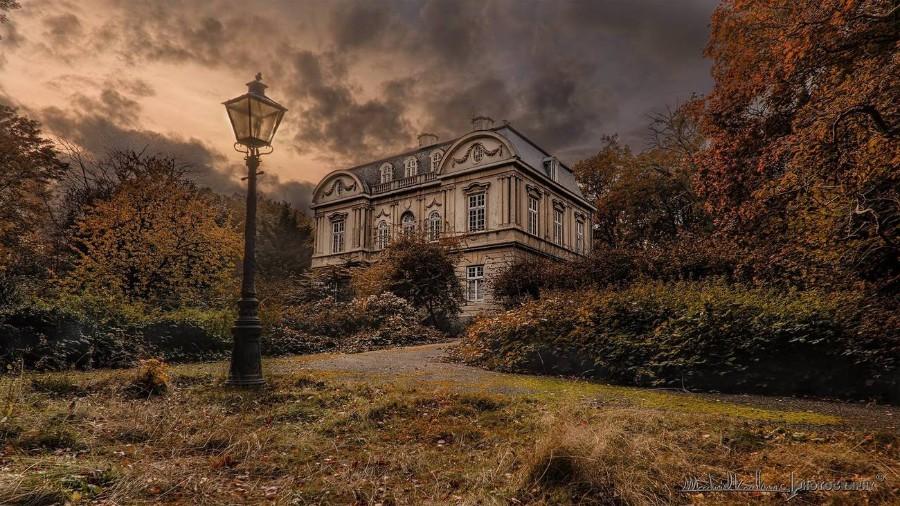Старый особняк