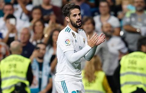 Real Madrid C.F. - RCD Espanyol 2:0