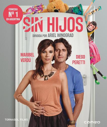 Детей нет / Никаких детей! / Sin hijos (Ариэль Виноград / Ariel Winograd) [2015, Аргентина, Испания, мелодрама, комедия, HDTVRip] DVO