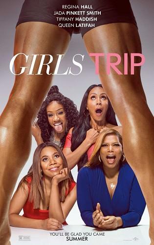 Girls Trip 2017 BRRip XviD AC3-EVO