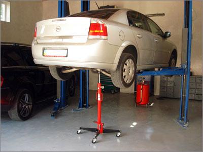 СТО Opel
