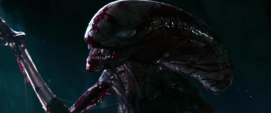 Чужой: Завет / Alien: Covenant (2017) BDRip 720p | 60 fps