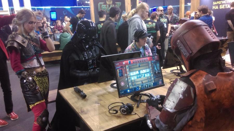 Межпланетный Гвинт турнир