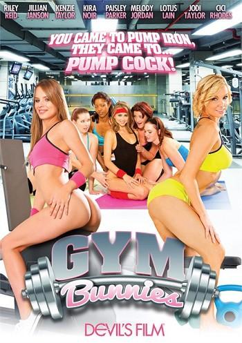 Постер:Спортивные Зайки / Gym Bunnies (2016) WEB-DL