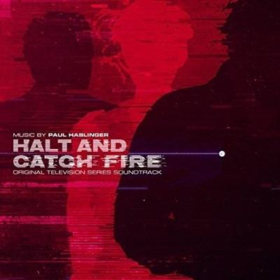 Paul Haslinger - Halt and Catch Fire (2016) [MP3|320 Kbps] <Soundtrack, Score>