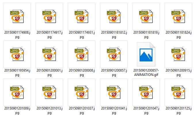 Windows пересоздает сбрасывает кеш эскизов фотографий