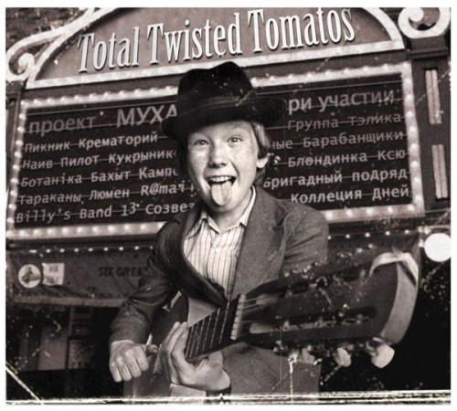 Проект ТТТ - Total Twisted Tomatos (2010) CamRip [H.264]