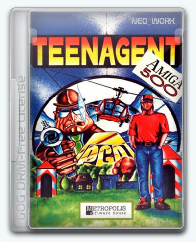 Teenagent (1994) [En] (1.0) License GOG