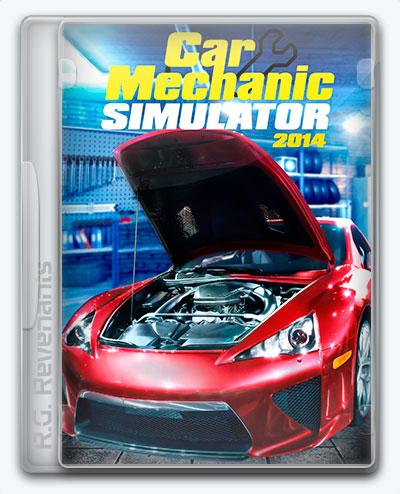 Car Mechanic Simulator 2014 (2014) [Ru/Multi] (1.2.0.5/dlc) Repack R.G. Revenants [Complete Edition]