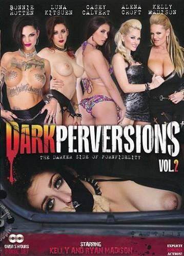 Темные извращения 2 / Dark Perversions 2 (2013) DVDRip |