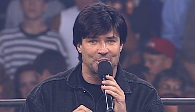 Эрик Бишофф вещает о приходе в TNA, WCW и потерянном влиянии