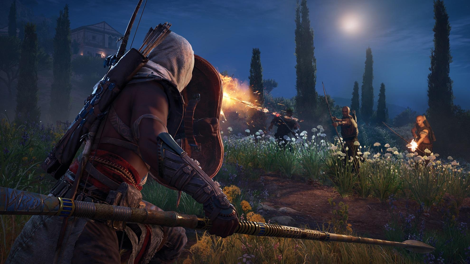 Assassin's Creed: Origins (2017) PC | Лицензия