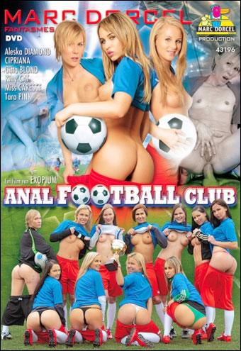 Marc Dorcel - Анальный футбольный клуб / Anal Football Club / Anal Soccer Girls (2010) DVDRip
