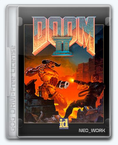 DOOM II (1994) [En] (1.9/dlc) License GOG