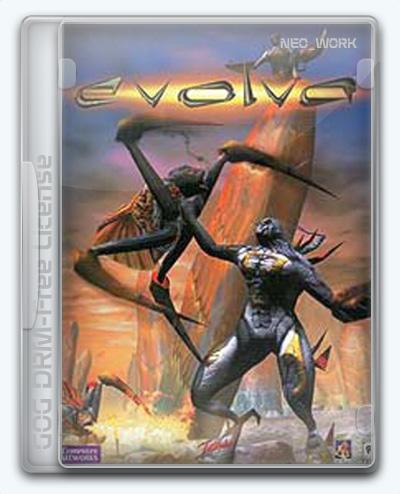 Evolva / Evolva. Риск заражения (2000) [En] (1.2.944) License GOG