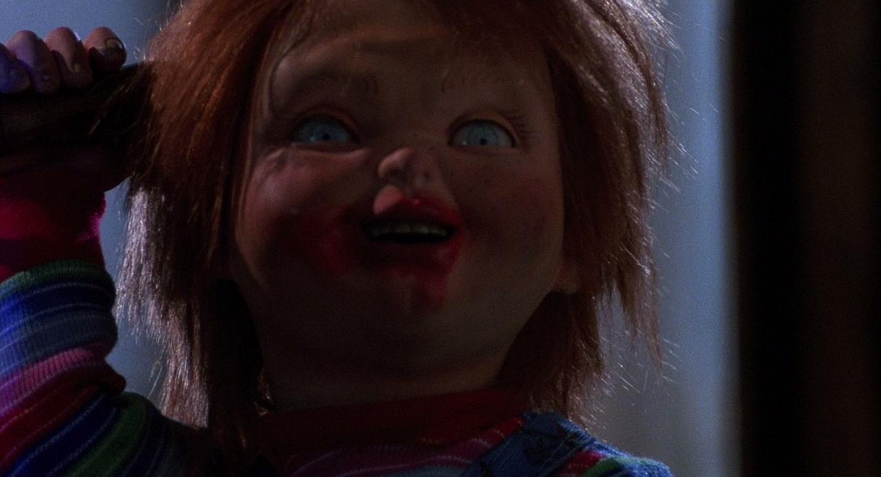 Детские игры 3 / Child's Play 3 (1991/BDRip) 720p