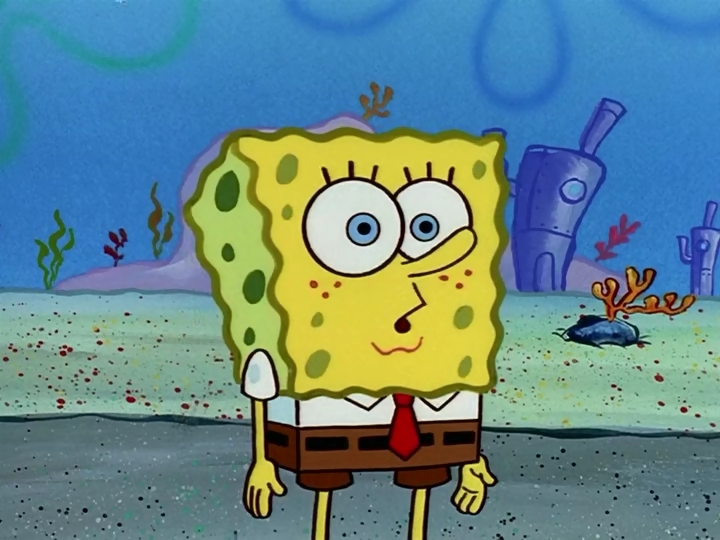 Губка Боб Квадратные Штаны / SpongeBob SquarePants [S01-10] (1999-2017) DVDRip