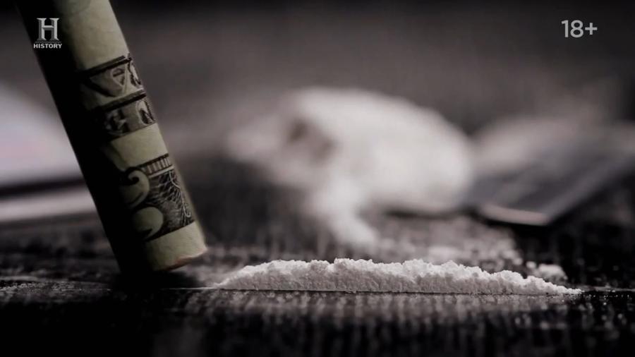 History Channel: История наркотиков. Секретная война с наркотиками / Secret War on Drugs [01x01 из 04] (2017) HDTVRip 720p